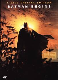 Batman Begins (2-Disc Special Edition) im Schuber