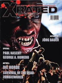Special Interest Horrorfilm-Magazin X-Rated 53