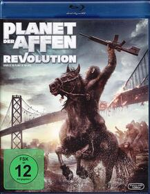 Planet der Affen - Revolution (Blu-ray)