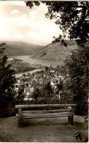 Bingen am Rhein - Nahemündung, Binger Loch