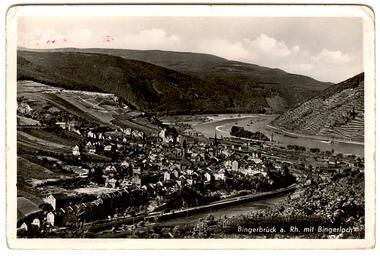 Bingerbrück a. Rein. mit Binger Loch
