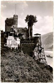 Burg Rheinstein Rhein