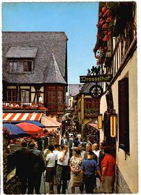 Rüdesheim am Rhein - Drosselgasse