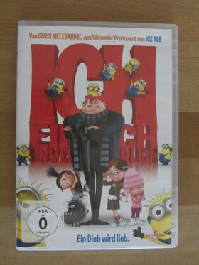 DVD Ich, einfach unverbesserlich