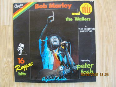 Bob Marley and the Wailers - 16 Reggae Hits