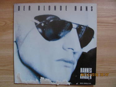 Hannes Kröger - Der blonde Hans