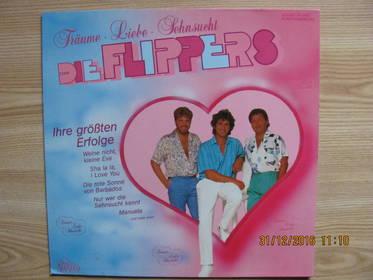Die Flippers - Träume Liebe Sehnsucht