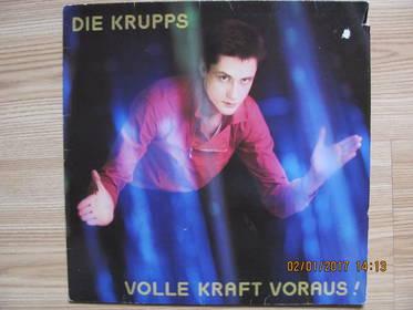 Die Krupps - Volle Kraft Vorraus
