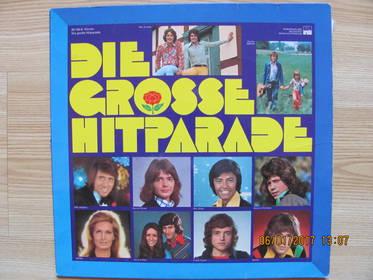 Die grosse Hitparade - Sampler