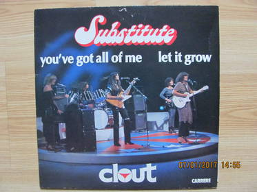 Clout – Substitute