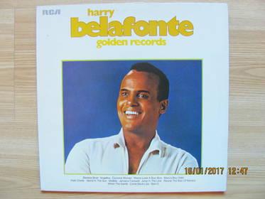 Harry Belafonte – Golden Records - Die Grossen Erfolge