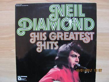 Neil Diamond – His Greatest Hits