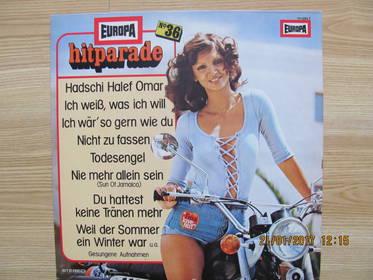Orchester Udo Reichel – Europa - Hitparade 36