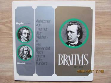 Brahms, Haydn, Händel – Variationen Von Themen Alter Meister