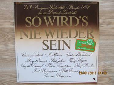 So Wird's Nie Wieder Sein (ZDF-Evergreen-Gala 1980)