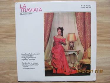 Giuseppe Verdi – La Traviata