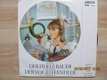 Der Fidele Bauer / Der Vogelhändler (Querschnitte)