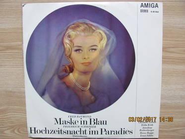 Maske In Blau - Hochzeit Im Paradies (Querschnitte)
