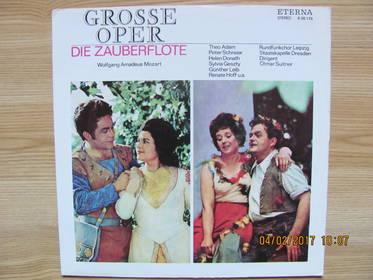 Grosse Oper - Die Zauberflöte