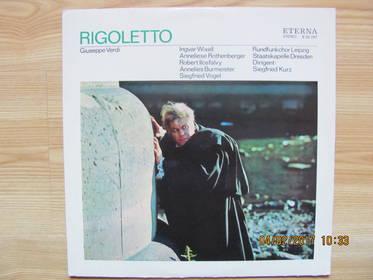 Rigoletto - Opernquerschnitt