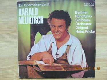 Ein Opernabend Mit Harald Neukirch