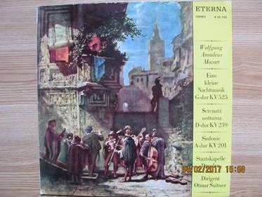 Eine Kleine Nachtmusik G-Dur KV 525 / Serenata Notturna D-Dur KV