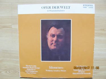 Oper der Welt - Idomeneo