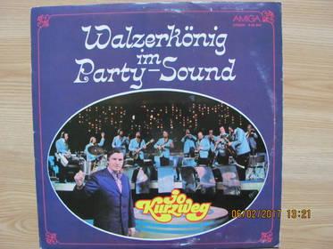 Walzerkönig Im Party-Sound