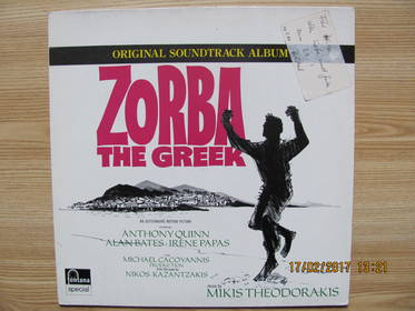 Zorba The Greek - Original Soundtrack