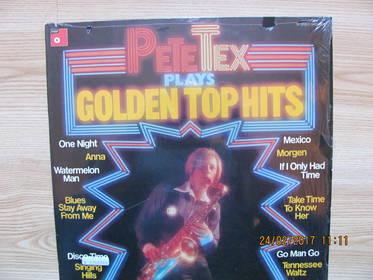 Pete Tex – Pete Tex Plays Golden Top Hits