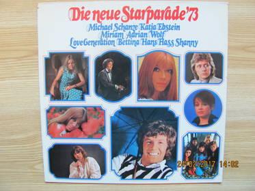 Die neue Starparade '73