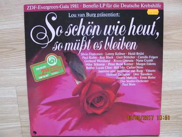 ZDF-Evergreen-Gala 1981 - So Schön Wie Heut', So Müßt' Es Bleiben