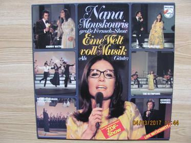 Nana Mouskouri – Eine Welt Voll Musik
