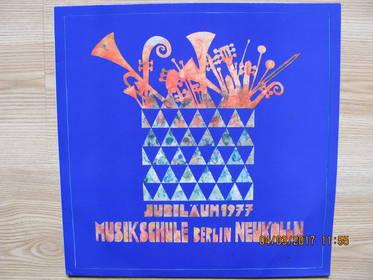 Musikschule Berlin Neukölln - Jubiläum 1977