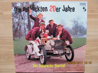 Das Golgowsky Quartett – Die Verrückten 20er Jahre