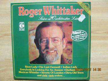 Roger Whittaker – Seine 20 Schönsten Lieder