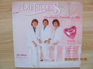 Die Flippers – Liebe Ist... (Die Schönsten Liebeslieder Der Welt