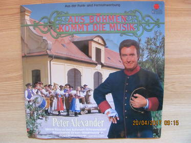 Peter Alexander – Aus Böhmen Kommt Die Musik