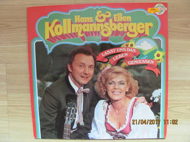 Hans Und Ellen Kollmannsberger – Lasst uns das Leben geniessen