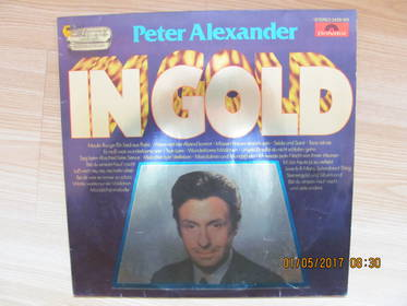 Peter Alexander ‎– In Gold