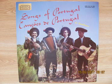 Os Bambinos – Songs Of Portugal