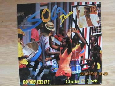Charles D. Lewis – Soca Dance - Do You Feel It?