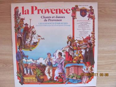 Les Enfants D'Arausio – Chants Et Danses De Provence