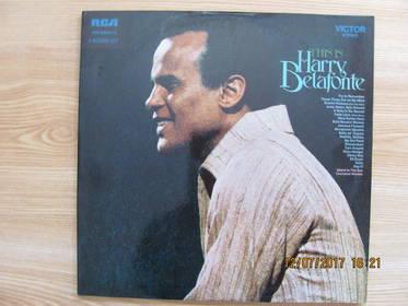 Harry Belafonte – This Is Harry Belafonte