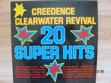 Creedence Clearwater Revival ‎– 20 Super Hits