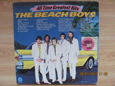The Beach Boys – All Time Greatest Hits