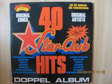 Star Club - 40 Star-Club Hits