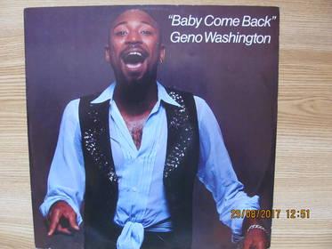 Geno Washington – Baby Come Back