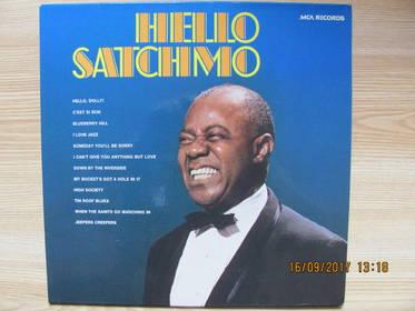 Louis Armstrong – Hello Satchmo - His Golden Favorites