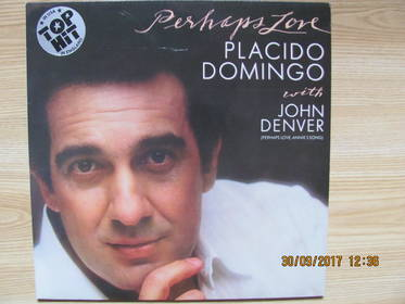 Placido Domingo With John Denver – Perhaps Love